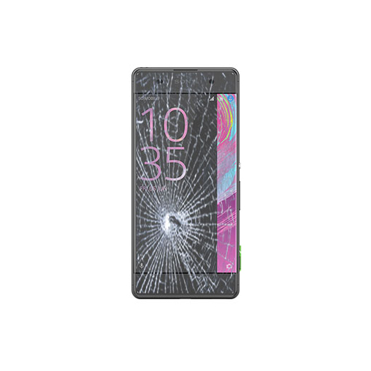 Sony Xperia X Glass & LCD Screen Replacement