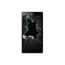 Sony Xperia Z1 Glass & LCD Screen Replacement
