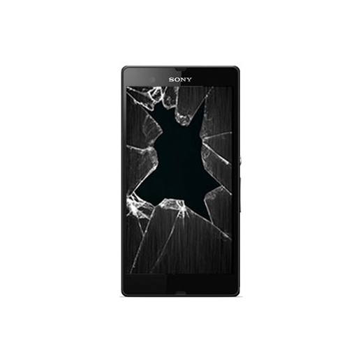 Sony Xperia Z Ultra Glass & LCD Screen Replacement