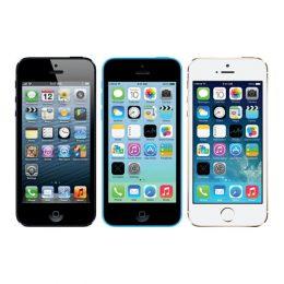 iPhone 5 & SE Series