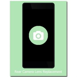Samsung Galaxy S8 Plus Rear Camera Lens Replacement