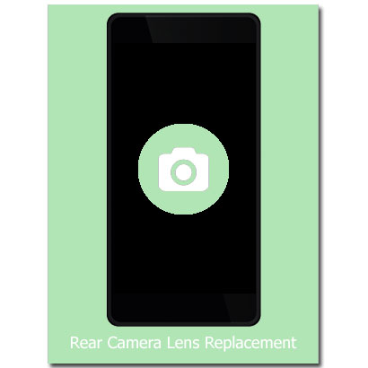 iPhone X Rear Camera Lens (Glass Only) Replacement Service