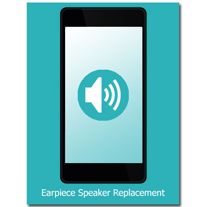 Samsung Galaxy J5 2015 (J500) Earpiece Speaker Replacement