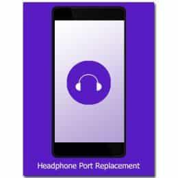 Huawei P9 Lite (2017) Headphone Port Replacement