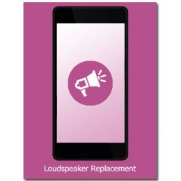HTC Desire 620 Loudspeaker Replacement Service