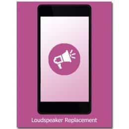 Samsung Galaxy S8 Loudspeaker Replacement