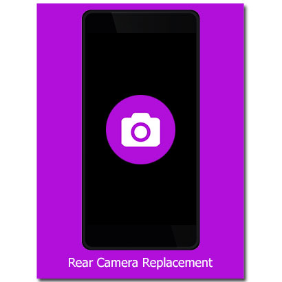 iPhone XR Rear Camera Replacement Service