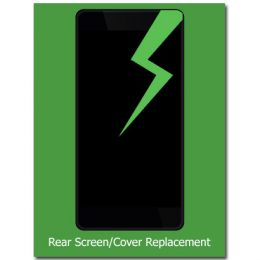 Samsung Galaxy S9 Plus Rear Screen Replacement