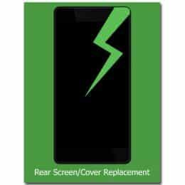 Samsung Galaxy A5 2017 (A520) Rear Glass Screen Replacement