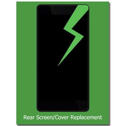 Huawei P10 Lite Rear Screen Replacement