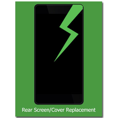 Huawei P9 Plus Rear Screen Replacement