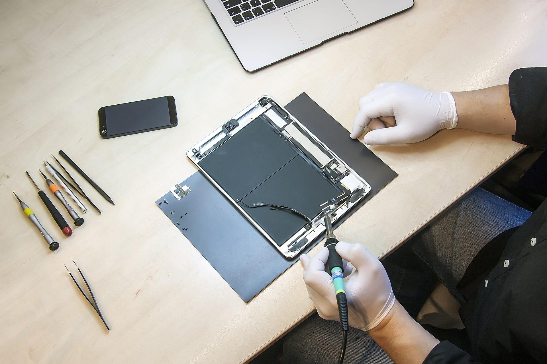 Tablet Repair Sheffield