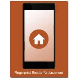 Google Pixel XL Fingerprint Reader Replacement