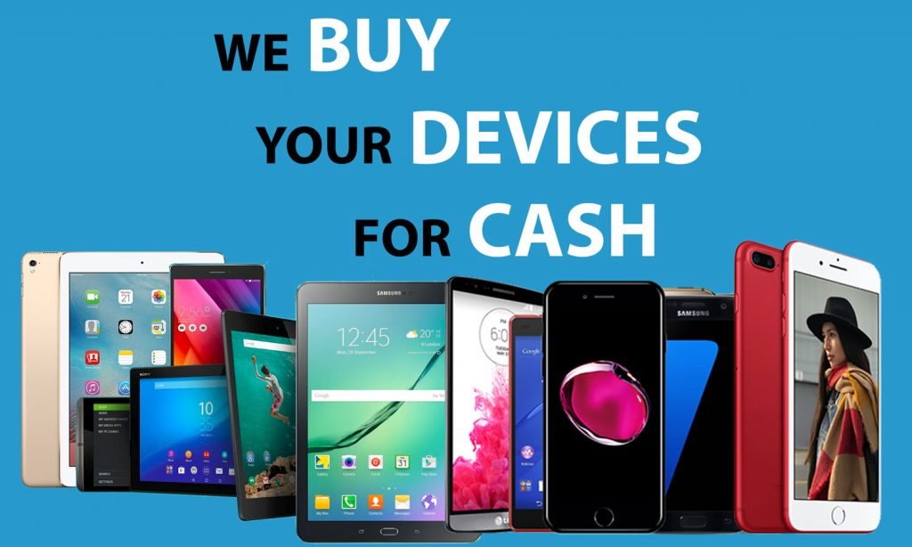 We Buy Your Devices for Cash