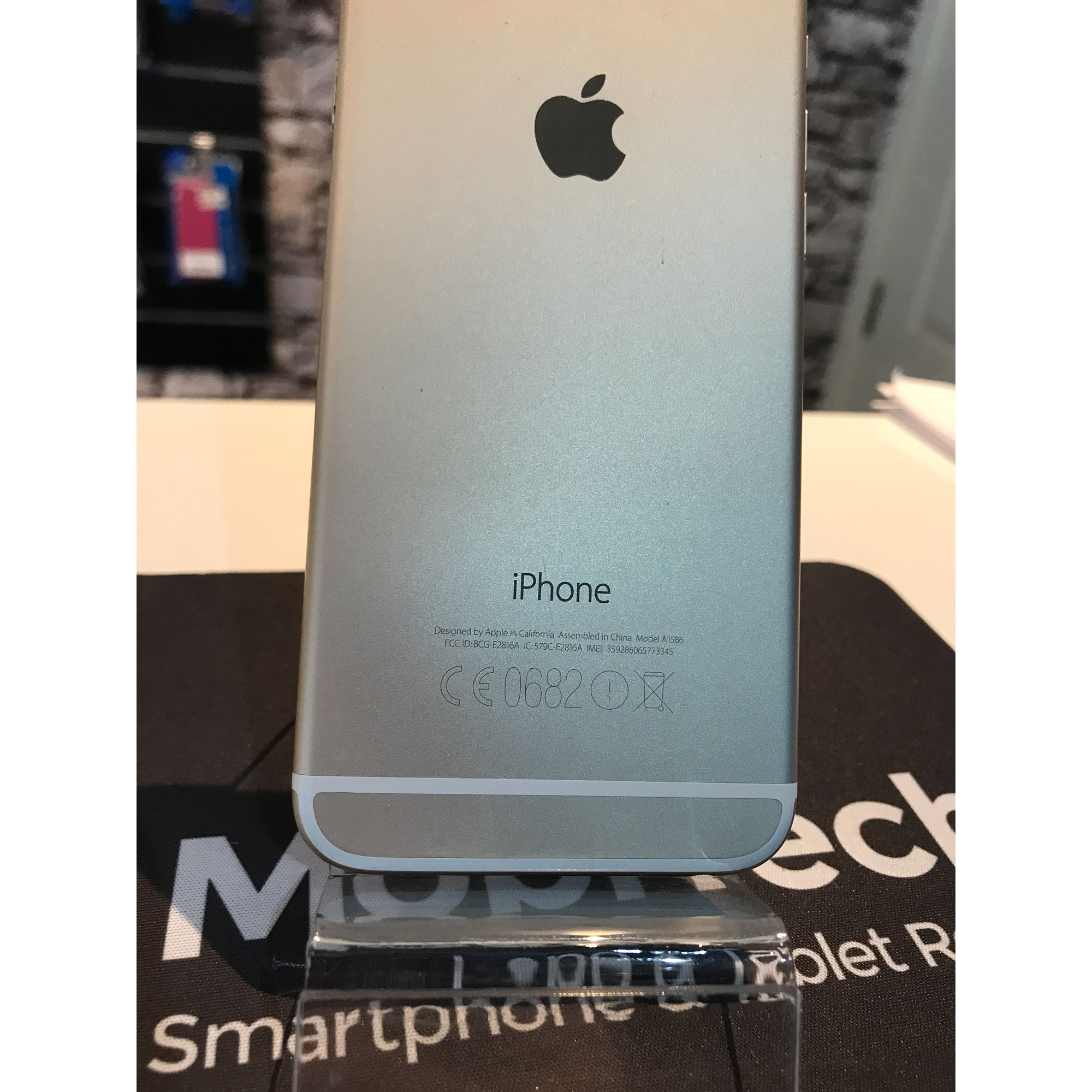 Apple Iphone 6 64gb Gold O2 Mobile Phone Tablets Screen Replacement By