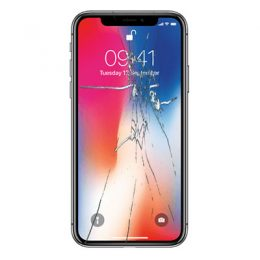 iPhone XS Front Screen Replacement Service (OEM Quality Soft OLED)