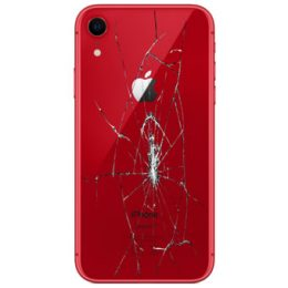 iPhone XR Rear Glass Cover Only Replacement Service