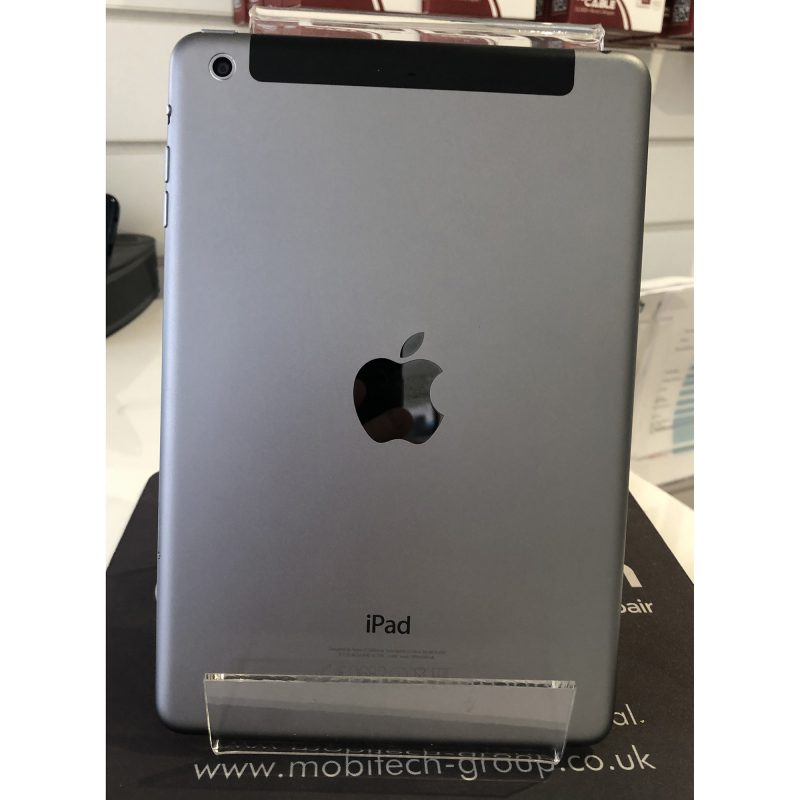 Apple iPad Mini 2 – 32GB – Space Grey – 4G and WIFI