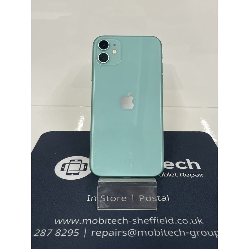 Apple iPhone 11 – 64GB – Green – Unlocked