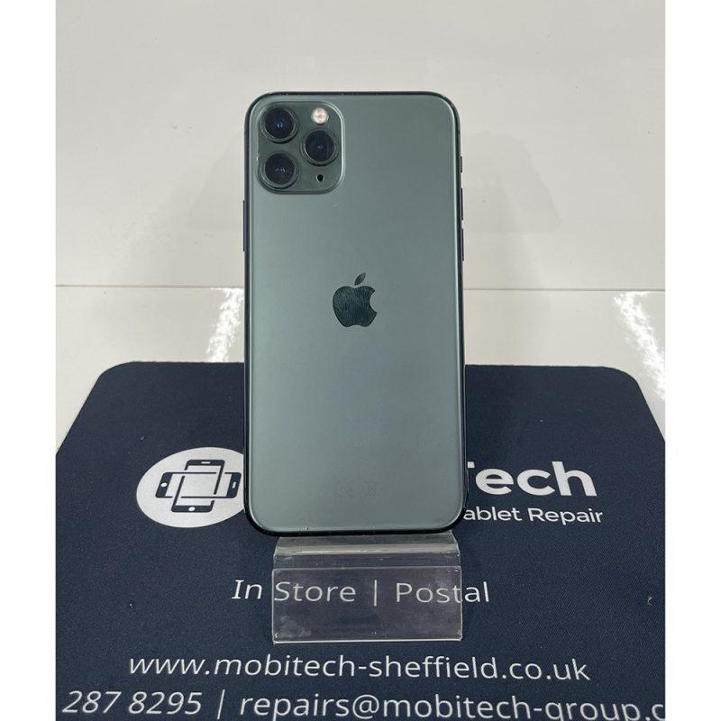Apple iPhone 11 Pro – 64GB – Midnight Green – Unlocked
