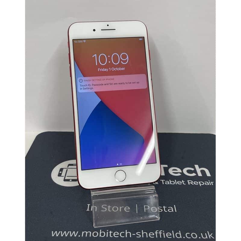 Apple iPhone 7 Plus – 128GB – Red – Unlocked