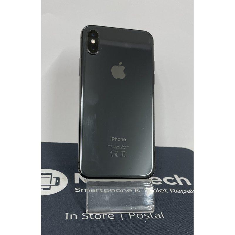 Apple iPhone X – 64GB – Space Grey – Unlocked